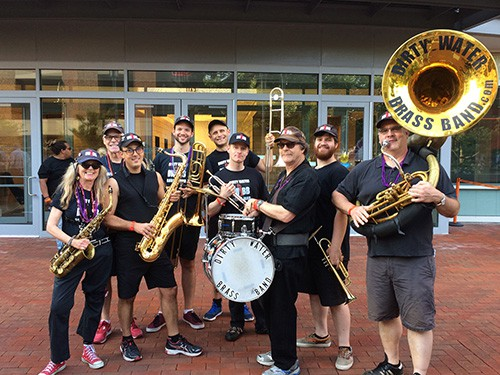 Dirty Water Brass Band